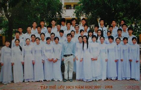 Lớp 10C9